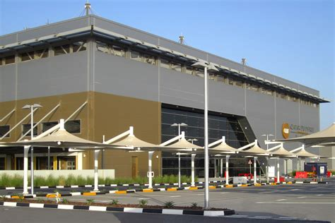 Hamad International Airport Duty Free Warehouse and In