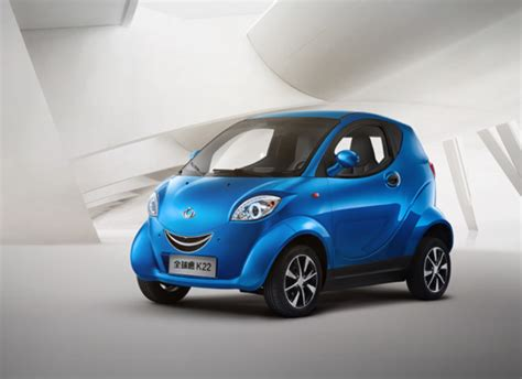 US Approves Chinese Electric Cars Imported From Kandi