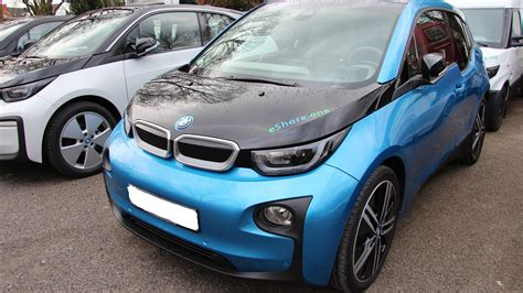 BMW i3: eDrive exterior sound - Sounds Of Changes