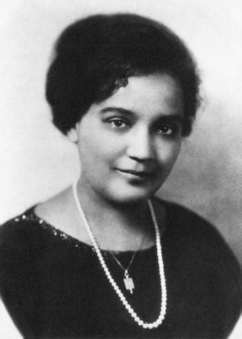 Jessie Fauset, novelist who discovered others - African